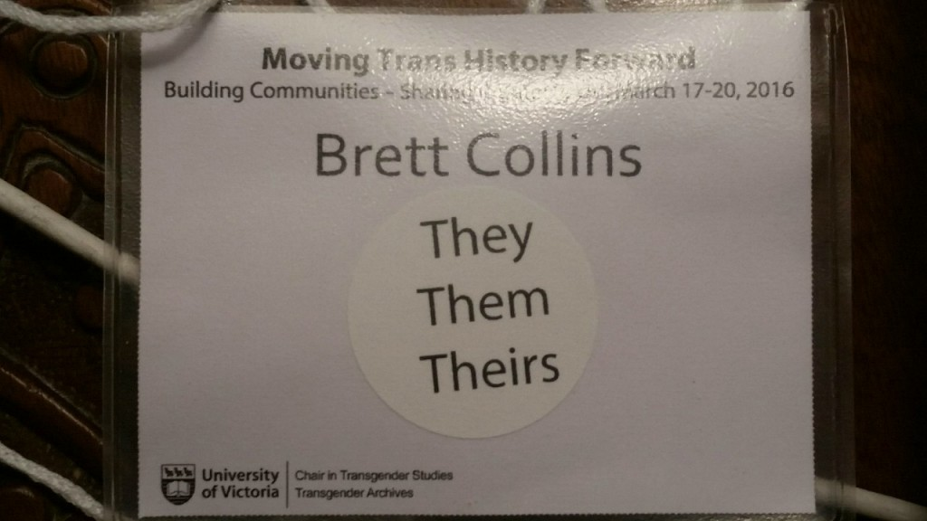 MTHF Conference Badge